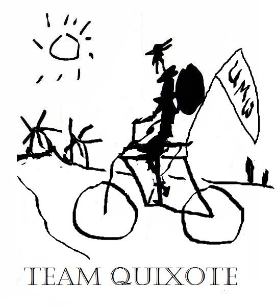 Donquixote en bici