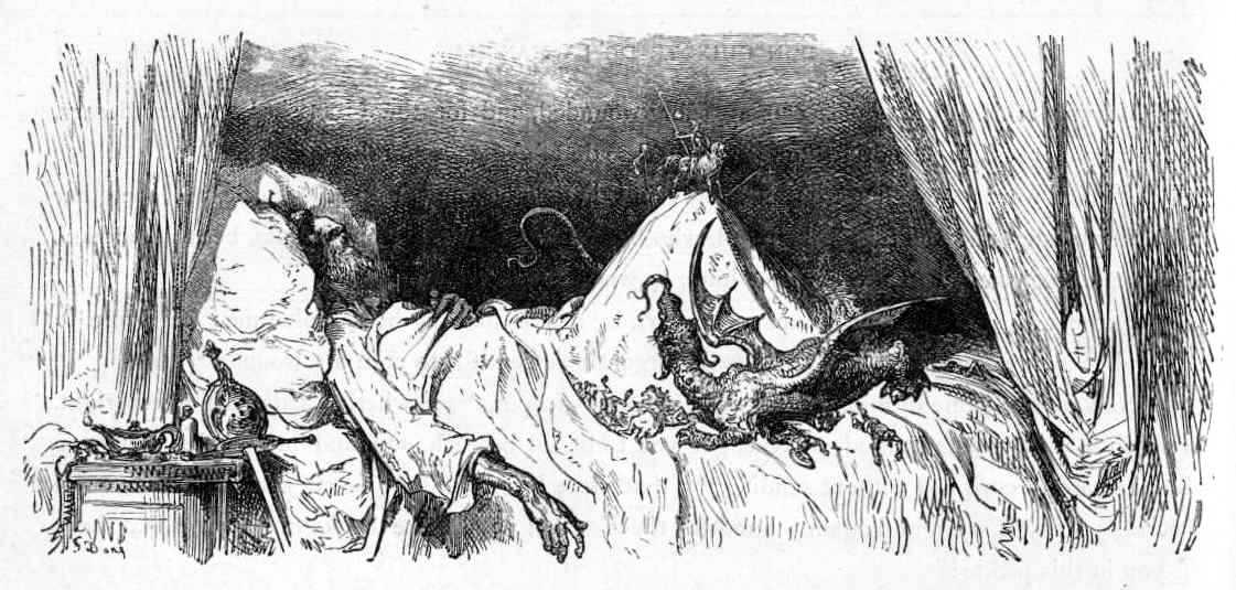 Don Quixote Gustave Doré
